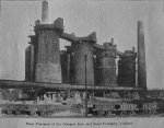 Wishaw Iron and Steel Works Blast Furnaces 1897.jpg